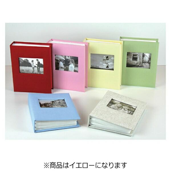 セキセイSEKISEIハーパーハウスフレームアルバム(イエロー)XP-3250-Y[XP3250]
