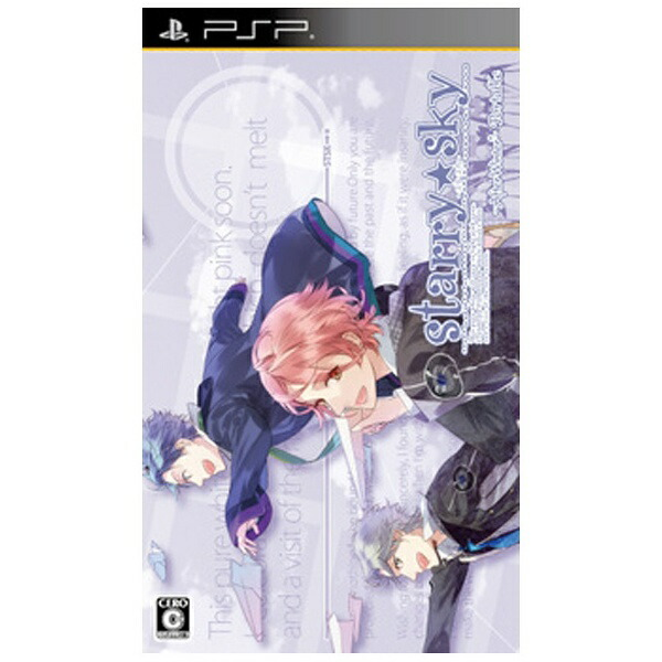 HONEYBEEStarry☆Sky〜AfterWinter〜Portable通常版【PSPゲームソフト】[STARRYSKY~AFTERWINTE]