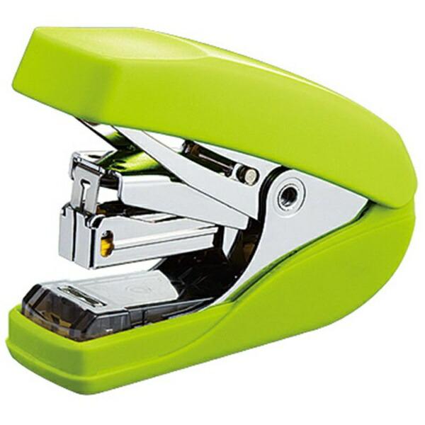コクヨKOKUYOステープラーフラットタイプ32枚とじパワーラッチキス黄緑SL-MF55-02YG[SLMF5502YG]
