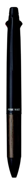 三菱鉛筆MITSUBISHIPENCIL[多機能ペン]ピュアモルト(オークウッド・プレミアム・エディション)5機能ペンMSEXE520050724