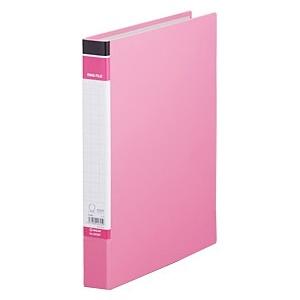 キングジムKINGJIM[ファイル]リングファイルBF[A4・タテ型](ピンク)603BF