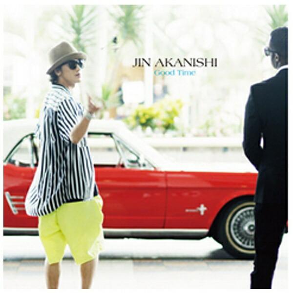 インディーズ赤西仁/GoodTime初回限定盤B【CD】【代金引換配送不可】