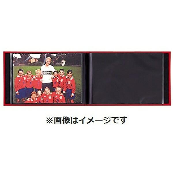セキセイSEKISEIレミニッセンスミニポケットアルバムイエロー(2Lサイズ・40枚)XP-40G-Y[XP40G]