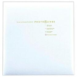 ナカバヤシNakabayashiフエルアルバム白フリー台紙20枚(Lサイズ/ホワイト)フォトレンジ20L-92-W[20L92W]