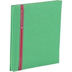 セキセイSEKISEIミニフリーアルバムフリー黒台紙10枚HARPERHOUSE(ハーパーハウス)グリーンXP-1002-30[XP1002]