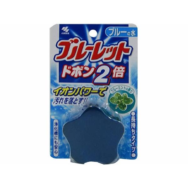 小林製薬Kobayashiブルーレットドボン2倍ブルーミントの香りブルーの水〔トイレ用洗剤〕