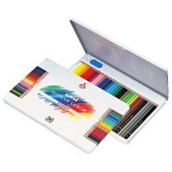 三菱鉛筆MITSUBISHIPENCIL[色鉛筆]ユニアーテレーズカラー(消せる色鉛筆)36色UAC36C[UAC36C]