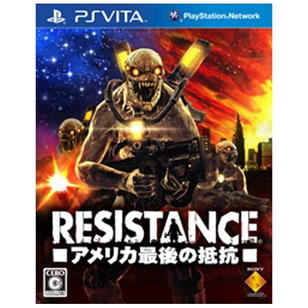 ソニーインタラクティブエンタテインメントSonyInteractiveEntertainmenRESISTANCE-アメリカ最後の抵抗-【PSVitaゲームソフト】