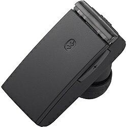 BUFFALOバッファロースマートフォン対応[Bluetooth4.0]片耳ヘッドセットUSB充電ケーブル付(ブラック)BSHSBE23BK[BSHSBE23BK]