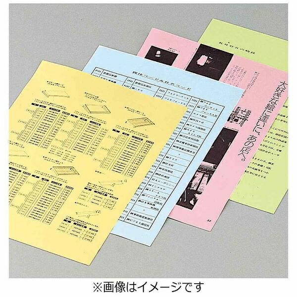 コクヨKOKUYOPPCカラー用紙(共用紙)(A4・100枚/ピンク)KB-C139NP[KBC139NP]【wtcomo】