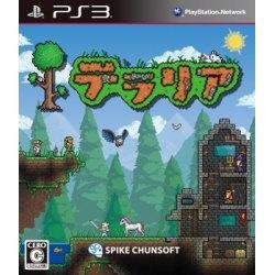 スパイクチュンソフトSpikeChunsoftテラリア【PS3ゲームソフト】