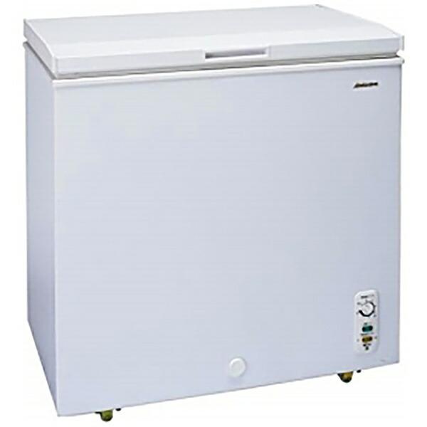アビテラックスAbitelax《基本設置料金セット》ACF-102C冷凍庫ホワイト[1ドア/上開き/102L][ACF102C]