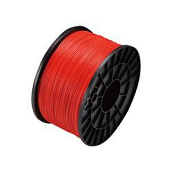 ムトーエンジニアリングMUTOHパーソナル3DプリンターValue3DMagiXMF-1000用PLAフィラメント(1.75mm・赤)MAGIXPLA17RD