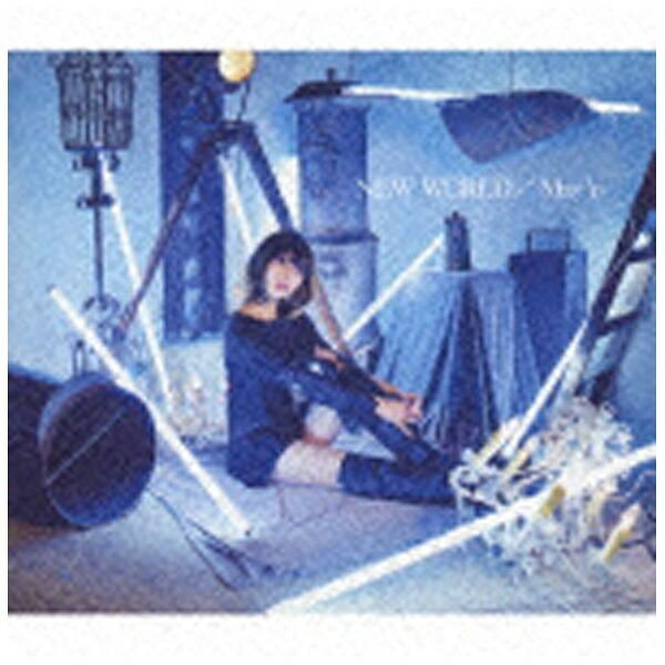 ビクターエンタテインメントVictorEntertainmentMay'n/NEWWORLD初回生産ライブCD付限定盤【音楽CD】