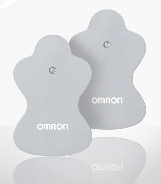 オムロンOMRONロングライフパッド(1組2枚入り)HV-LLPAD-GY[HVLLPADGY]