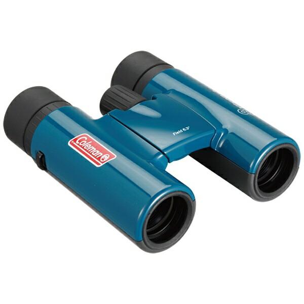 ビクセンVixen8倍双眼鏡コールマンH8×25(ターコイズブルー)[コールマンH8X25ターコイズブルー]