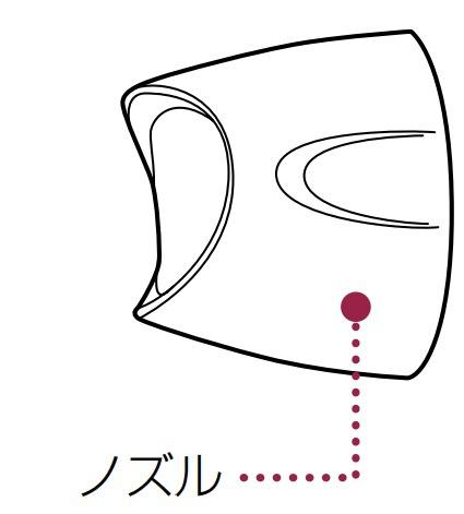パナソニックPanasonicヘアードライヤー[国内専用]ionity(イオニティ)茶EH5305P[ドライヤーマイナスイオン潤うエコEH5305P-t]