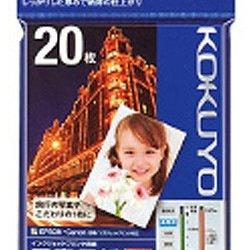 """コクヨKOKUYOIJP用写真用紙""""印画紙原紙高光沢・厚手(L判・20枚)白色度98%程度KJ-D11L-20[KJD11L20]【wtcomo】"""