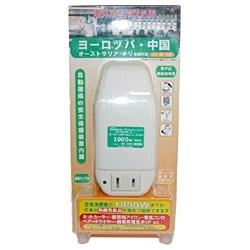 日章工業NISSYOINDUSTRY変圧器(ダウントランス・熱器具専用)(1000W)SK-20E[SK20E]