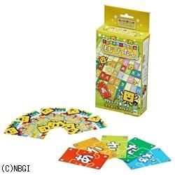 メガハウスMegaHouseことばのカードゲームもじぴったん