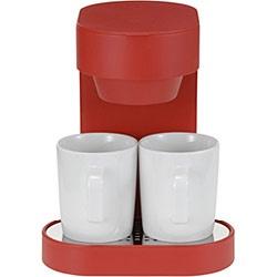 プラスマイナスゼロPLUSMINUSZEROコーヒーメーカーレッドXKC-V110R[XKCV110]