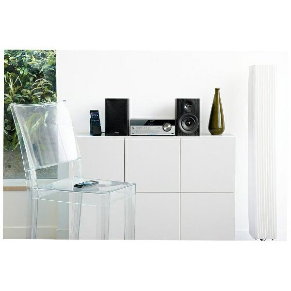 ソニーSONYミニコンポCMT-SBT100[Bluetooth対応][CDコンポ高音質CMTSBT100C]