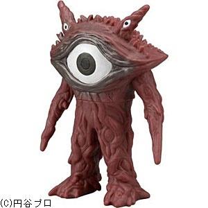 バンダイBANDAIウルトラマンウルトラ怪獣36ガンQ(コードNo.01)