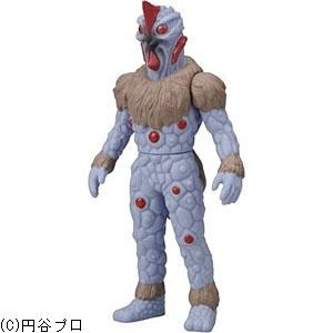 バンダイBANDAIウルトラマンウルトラ怪獣46ナックル星人グレイ(SD)