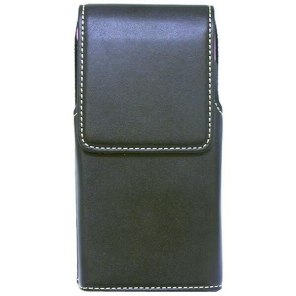 アスデックASDECiPhone5c/5s/5用ケースタテ型ベルトクリップタイプ(ブラック)SH-IP5PV[SHIP5PV]