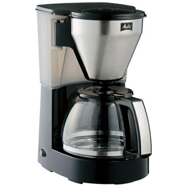 メリタMelittaコーヒーメーカーMEUS(ミアス)ブラックMKM-4101B[10杯MKM4101B]