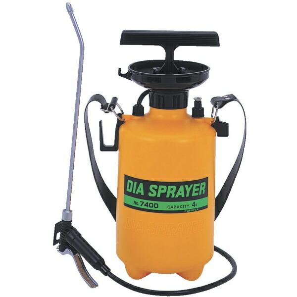 フルプラFURUPLAダイヤスプレープレッシャー式噴霧器4L7400