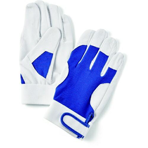トラスコ中山マジック式革手袋LサイズTYK129L