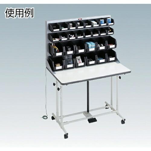 トラスコ中山導電性コンテナVN型1.8L黒VN2NEBK