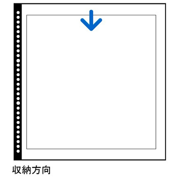 ハクバHAKUBA4切プリント用()ブラック替台紙)SF-1[SF1]