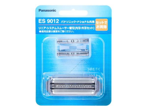 パナソニックPanasonicシェーバー替刃(セット替刃)ES9012[電気シェーバー替刃交換ES9012]