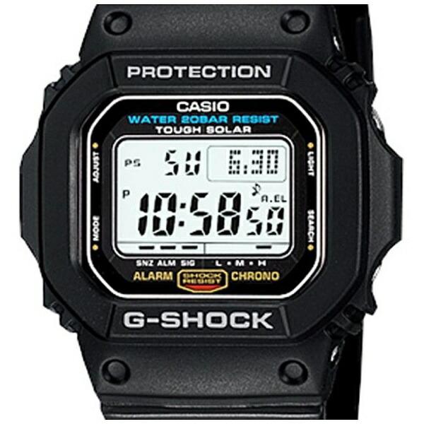 カシオCASIOG-SHOCK(G-ショック)G-5600E-1JF[G5600E1JF]