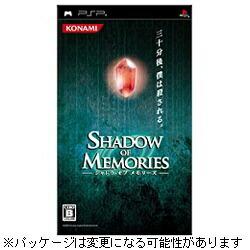 コナミデジタルエンタテイメントKonamiDigitalEntertainmentシャドウオブメモリーズ【PSPゲームソフト】