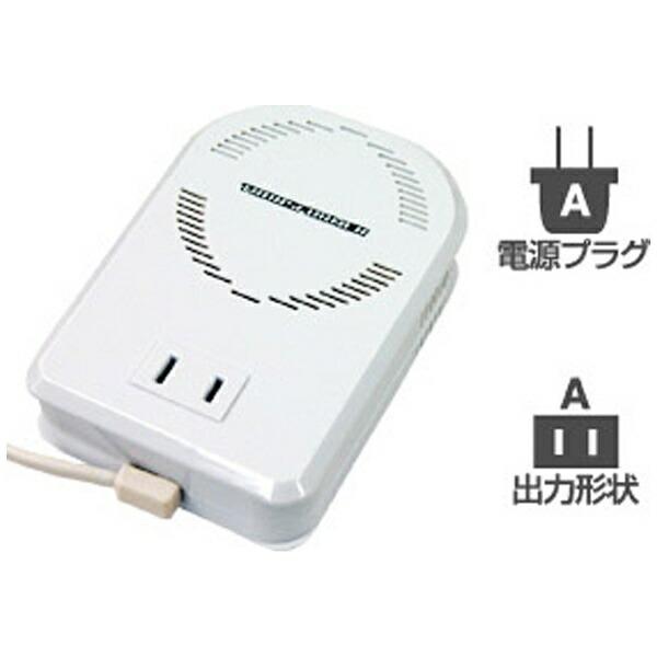 樫村KASHIMURA変圧器(ダウントランス)(110-130V/220-240V⇒100V・容量120/70W)TI-78[TI78]