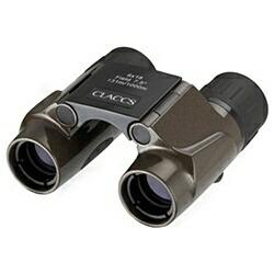 ナシカ光学NASHICA6倍双眼鏡「CLACCS」6×18DCF-IFF(ブラウン)[6X19DCFIFF]
