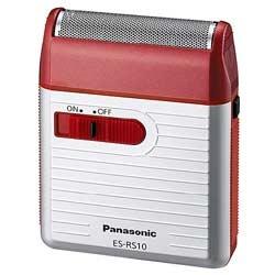 パナソニックPanasonicメンズシェーバー赤ES-RS10-R[1枚刃][ESRS10R]