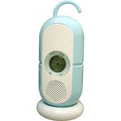 ANDOアンドーインターナショナル携帯ラジオグリーンR9-381W[防滴ラジオ/AM/FM/ワイドFM対応][R9381W]