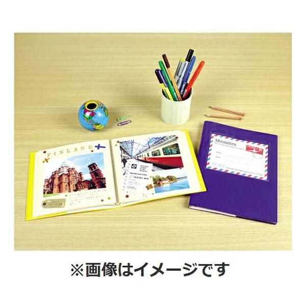 セキセイSEKISEIアドワンピタットカケルアルバムSサイズ(クリーム台紙12枚/ピンク)AD-2003[AD2003]