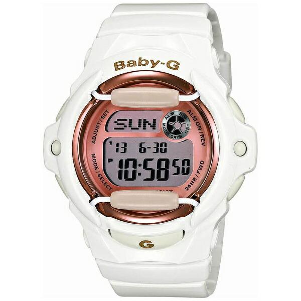 カシオCASIOBaby-G(ベイビージー)「PinkGoldSeries(ピンクゴールドシリーズ)」BG-169G-7JF[BG169G7JF]