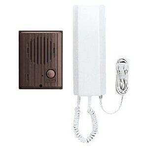 アイホンAiphoneワンタッチドアホン(AC電源コード式)IES-1A/A[IES1AA]《配送のみ》[IES1AA]
