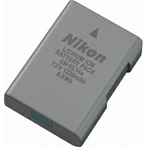 ニコンNikonLi-ionリチャージャブルバッテリーEN-EL14a[ENEL14A]