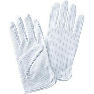 サンワサプライSANWASUPPLY静電気防止手袋(滑り止め付き・Mサイズ)TK-SE12M[TKSE12M]【rb_pcp】