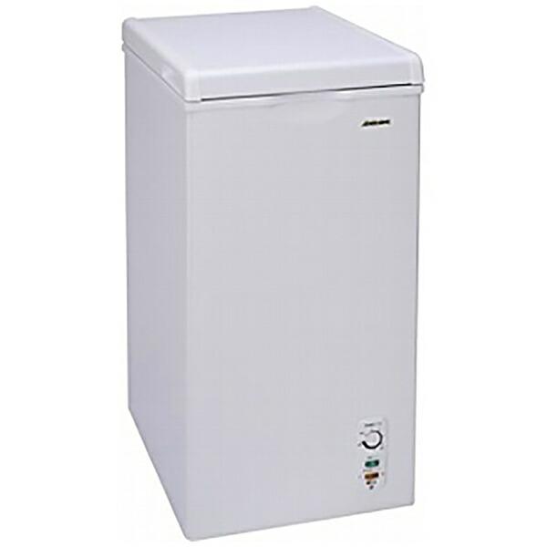 アビテラックスAbitelax冷凍庫ホワイトACF-603C[1ドア/上開き/60L][ACF603C]