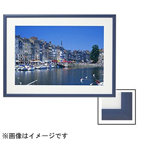 チクマChikuma木製デザインフレームFL-Series(A3ノビ/ブルー)[モクセイガクFLブルーA3ノビ]