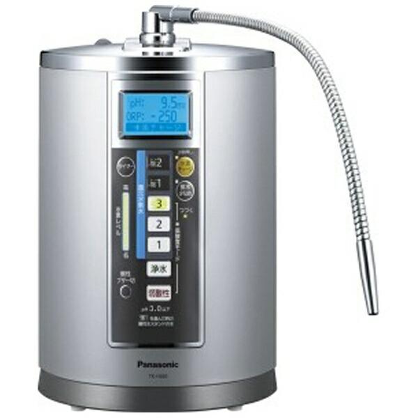 パナソニックPanasonicTK-HS90水素水生成器ステンレスシルバー[TKHS90S]