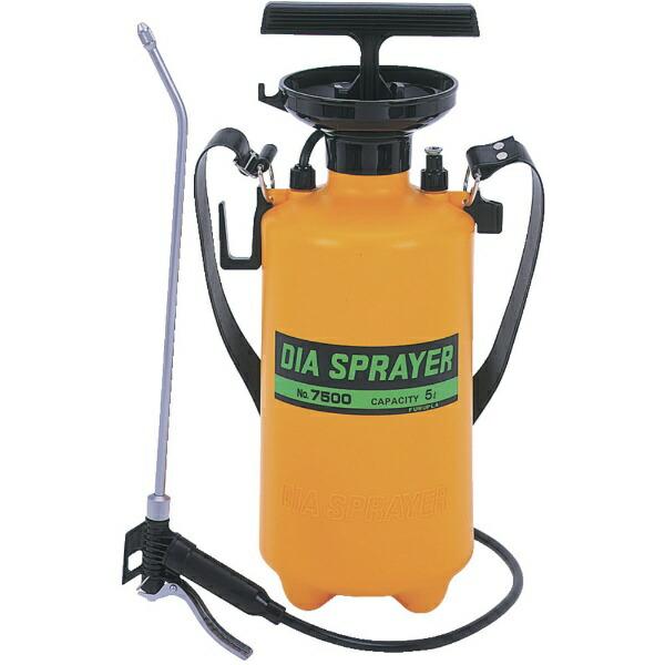 フルプラFURUPLAダイヤスプレープレッシャー式噴霧器5L7500